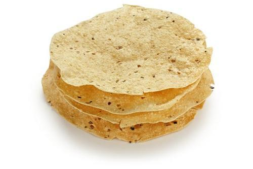 Pepper Papad