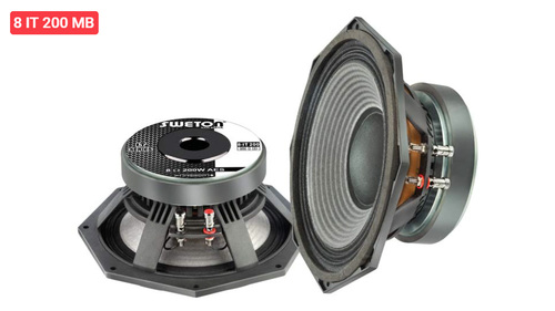 IT Series - Pro Loudspeakers