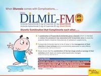 Amiloride & Frusemide
