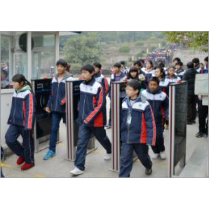 RFID Gate Access Control System