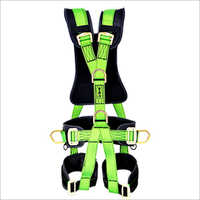 Safety Double Lanyard Harness Belt