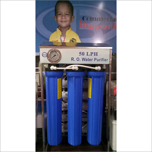50 LPH RO Purifier System