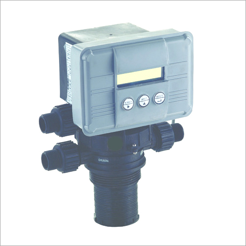 Automatic Multi Port Valve