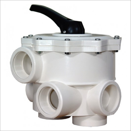 Multiport Valve And Distribution Strainer