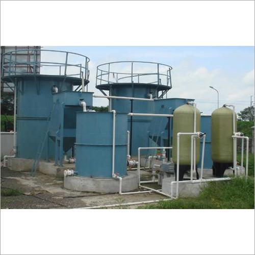 ETP Plant And STP Plant