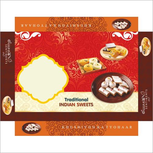 Indian Sweet Box