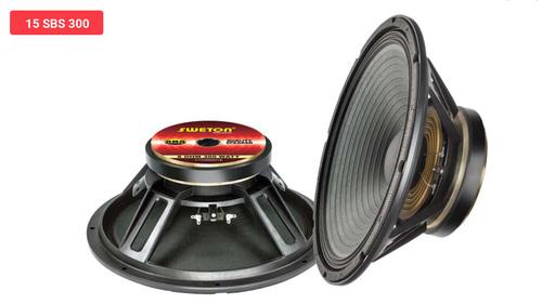 SBS Series - Pro Loudspeakers