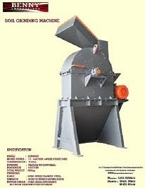 Fly Ash Bricks Crushing Machine