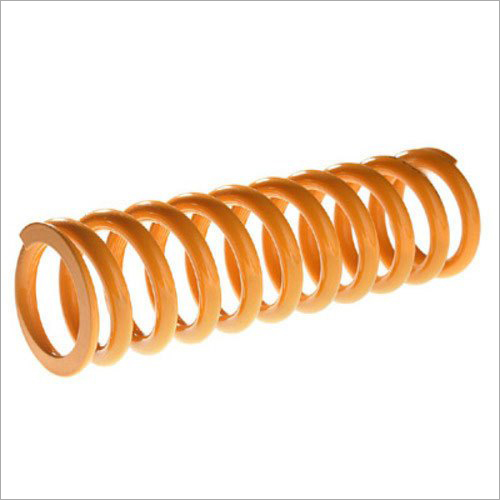 Mild Steel Crusher Spring