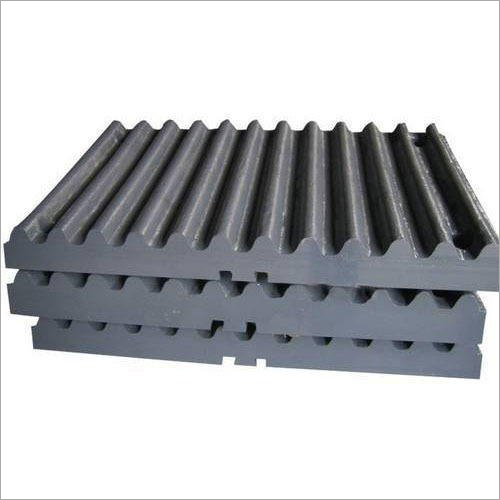Stone Crusher Jaw Plate