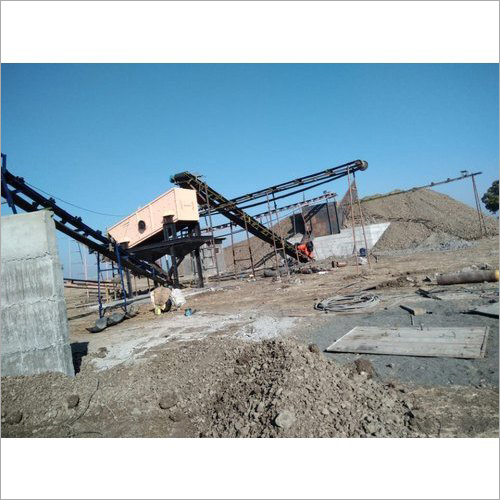 Heavy Duty Stone Crusher Plant