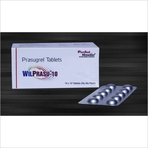 Prasugrel 10 mg (as Hydrochloride)