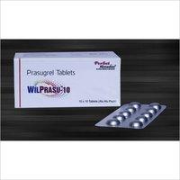 Prasugrel 10 mg (as Hydrochloride)