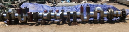 Sulzer 8ZL40/48 Std. Size Crankshaft