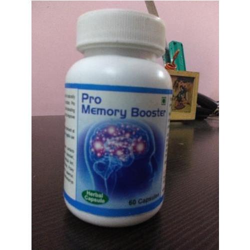 Herbal Pro Memory Booster Capsules