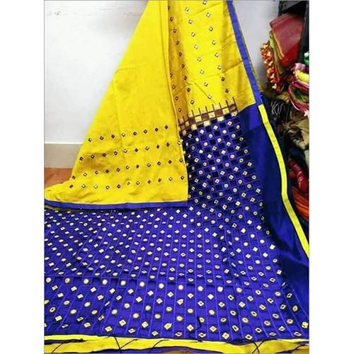 Handloom Cutwork Sarees