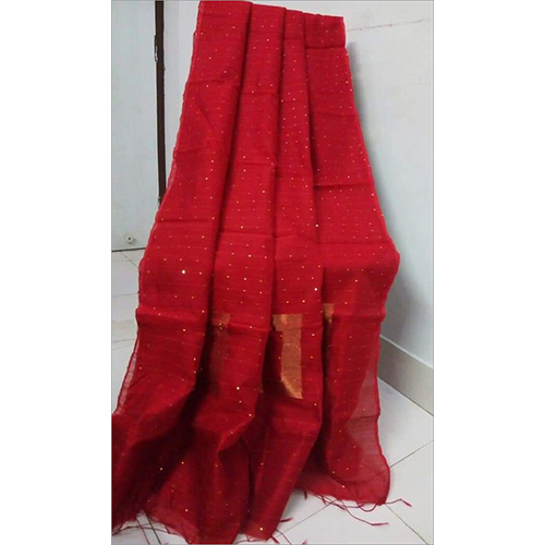 Handloom Box Sequence Sarees