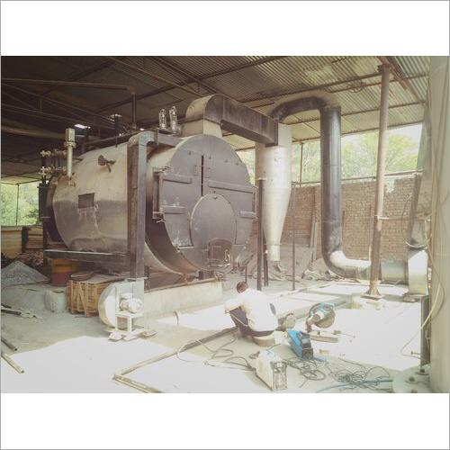 Commercial IBR Boiler