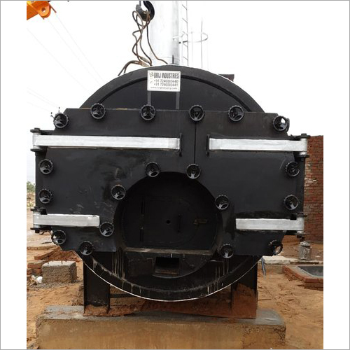 IBR Wood Fired Boiler