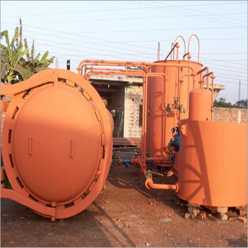 Wooden Seasoning Chemical Plant Boiler