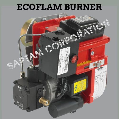 Ecoflame burner diesel fired