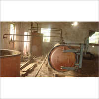Kiln Seasoning Plant