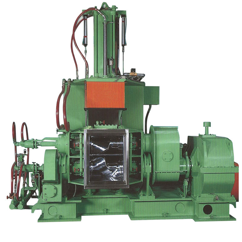Secondary Rubber Banbury Internal Mixer