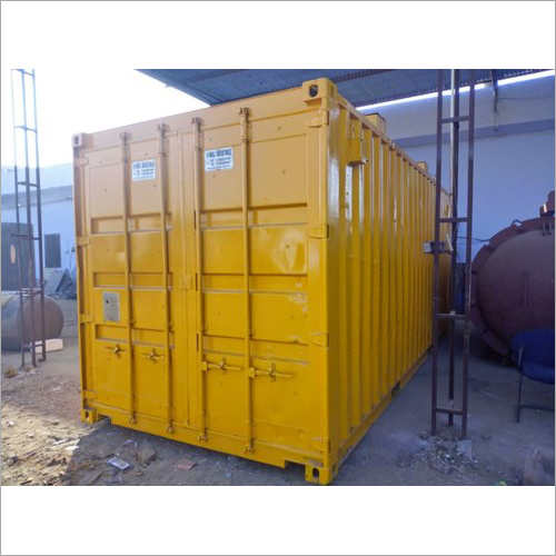 ISPM-Heat Treatment Plant