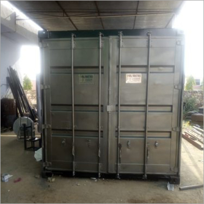 Portable Hot Air Wood Seasoning Plant
