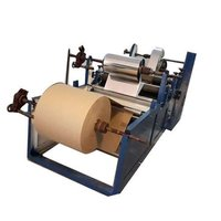 Paper Lamination cum Slating Machine