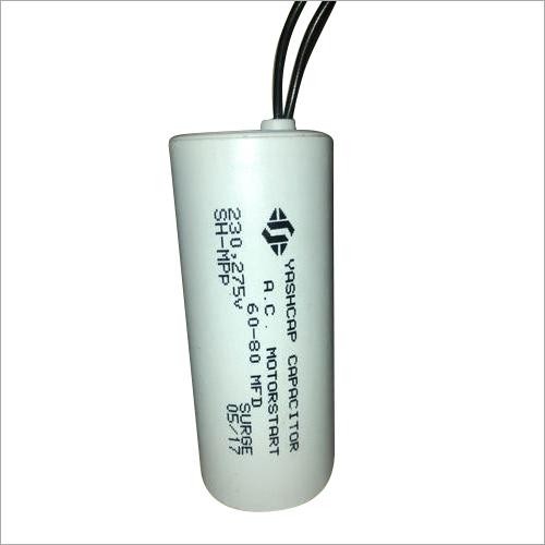 Motor Start Electrical Capacitor
