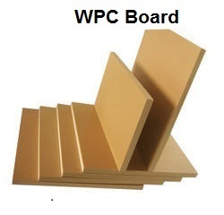 WPC Floor Decking Profiles and Tiles