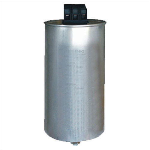 Cylinder Shape Power Capacitor