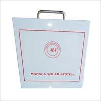 Mangla Solar Zatka Machine