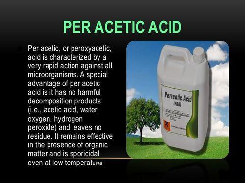 Peracetic acid (diversay equivalent)