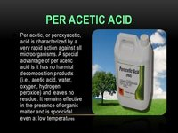 Peracetic acid (diversay equivalent)