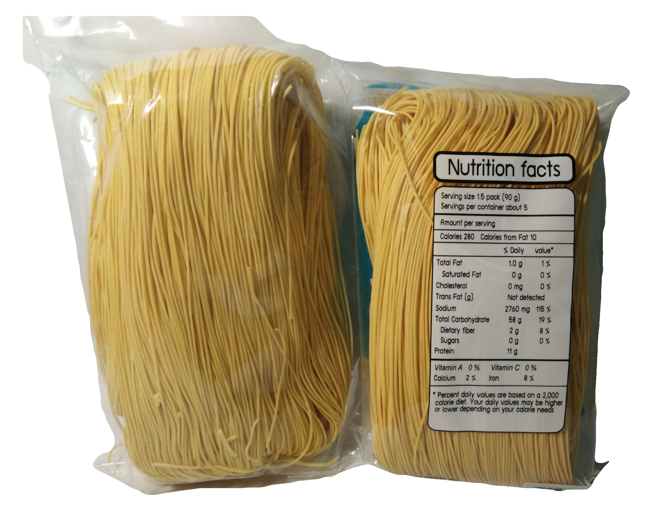 Yellow Chinese Noodles (DEVPRO)
