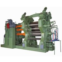 4 Roll Calendering Machine