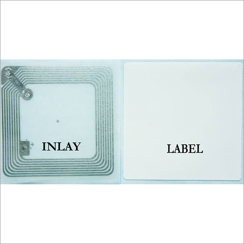 RFID HF Inlays Labels