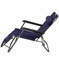 Comfortable Easy Folding Reclining Chair.