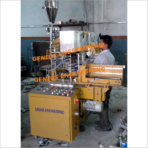 14 Station Ghee Carton Filling Machine