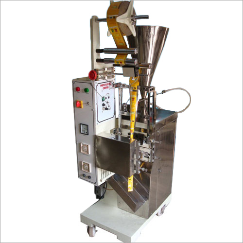 Automatic Liquid Piston Filling Machine