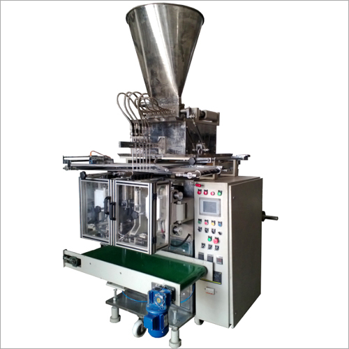 Mechanical Type FFS Liquid Sachets Filling Machine