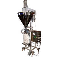 Semi Automatic Load Cell Based Auger Filling Machine