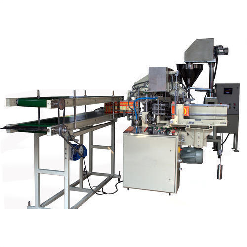 22 Station Lined Carton Packing Machine