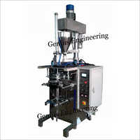 Molasses Tobacco Pouch Packing Machine