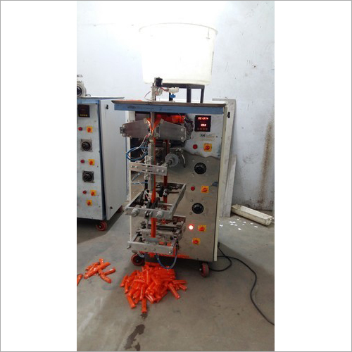 Pepsi Pouch Wrapping Machine