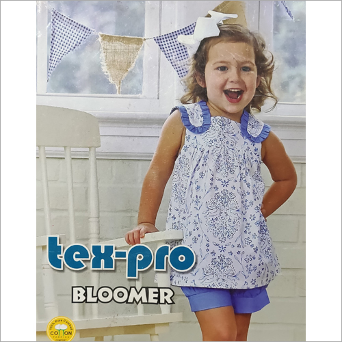 Girls Cotton Bloomer