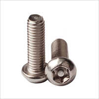 Torx Pin Button Security Screw