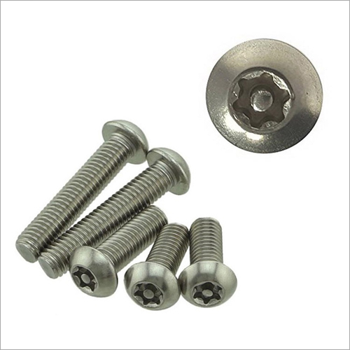 Pin Button Torx Security Screw